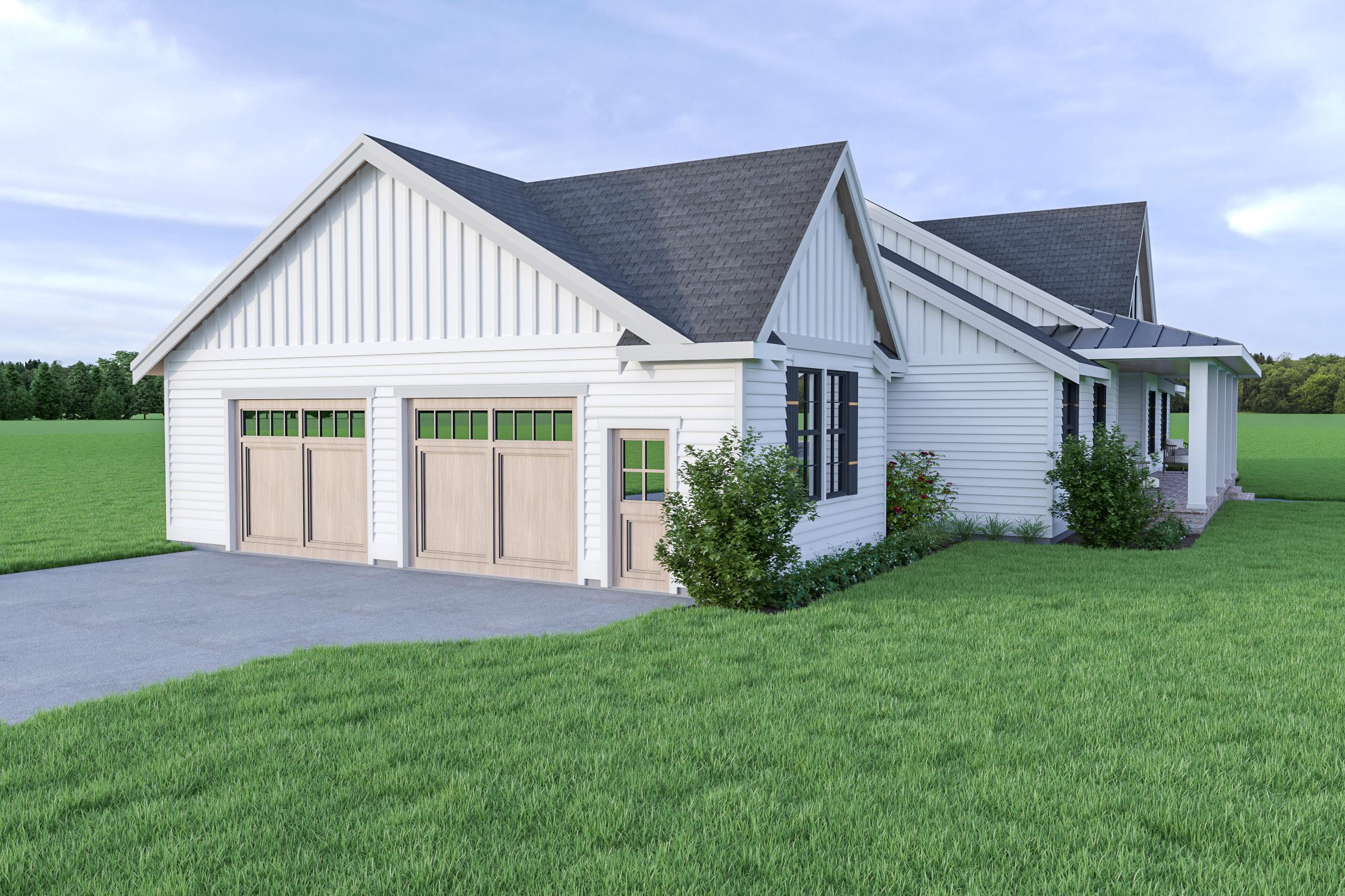Contemporary Farmhouse 828