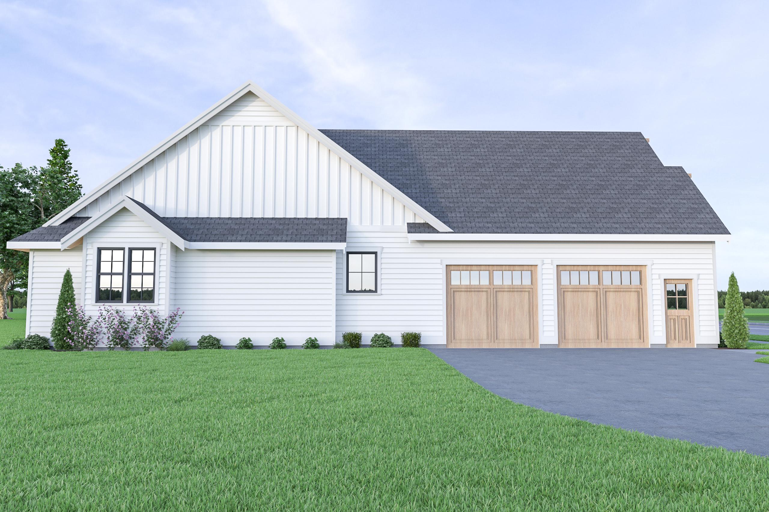 Contemporary Farmhouse 832
