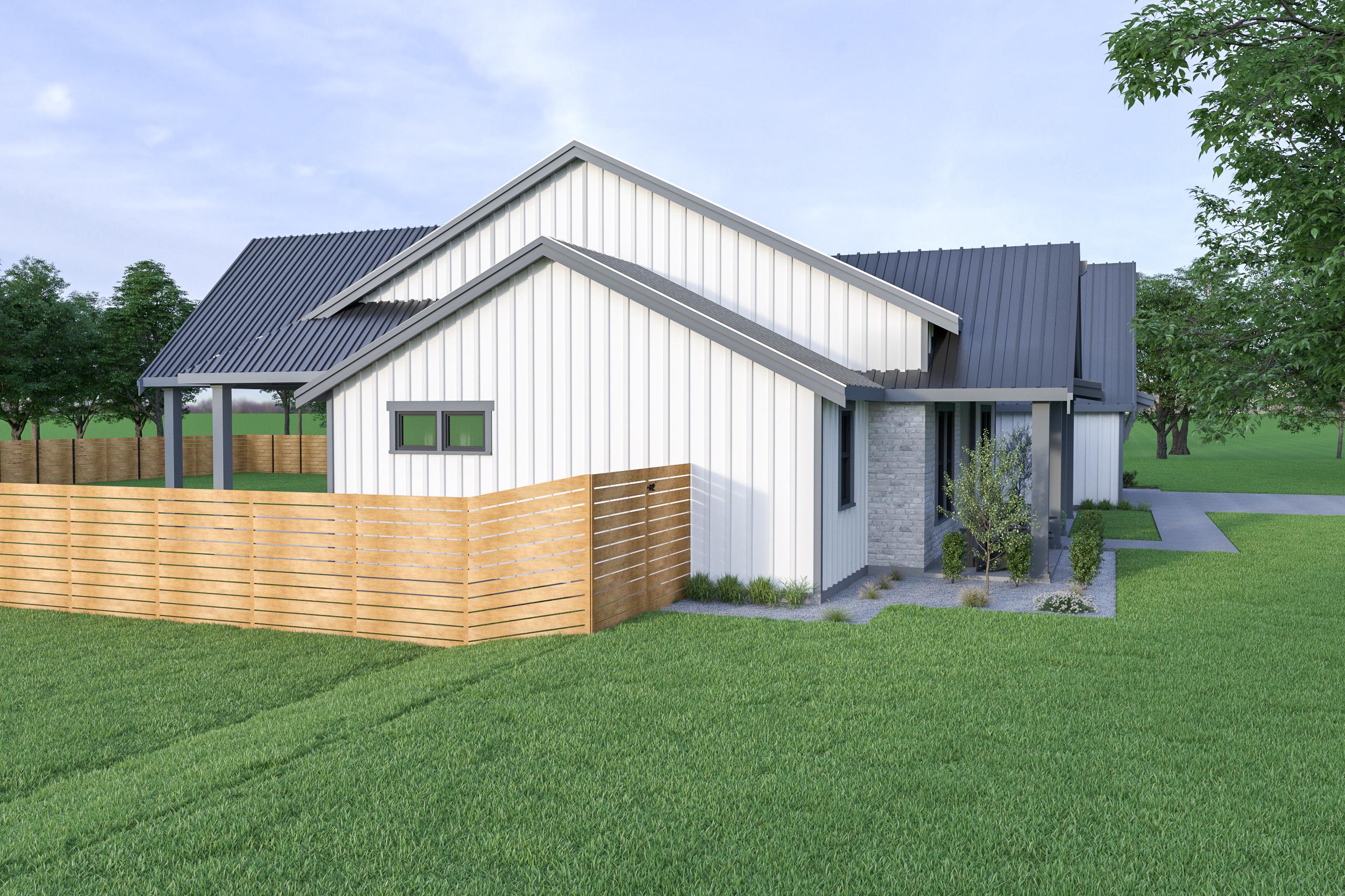 Contemporary Farmhouse 835