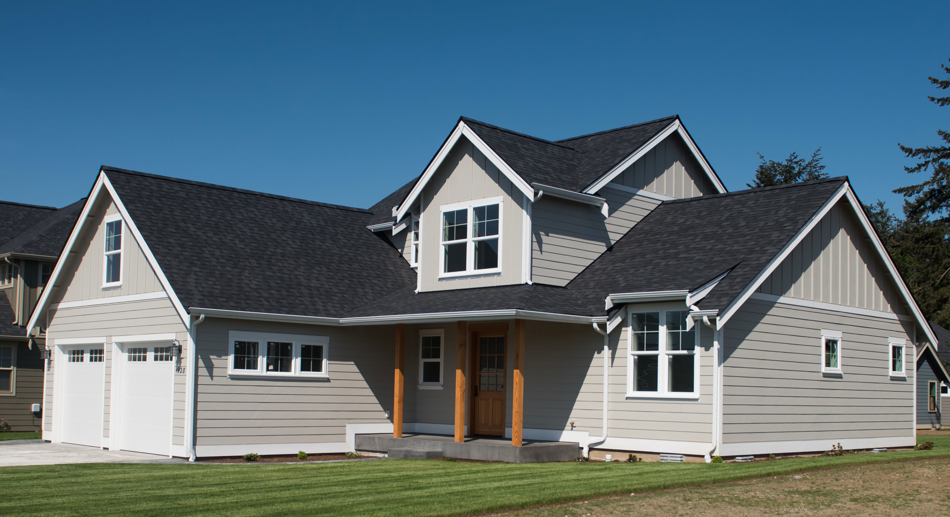Contemporary Farmhouse 802 802