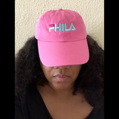 PHILA Pink/Turquoise