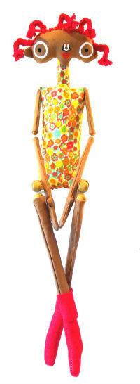 Twig Kids™- girl (brown)