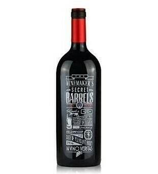 Wine Makers Secret Barrels Red 1L