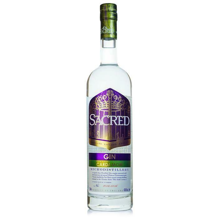 Sacred Gin Cardemom