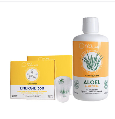 Aloes Immune Systèm Boost