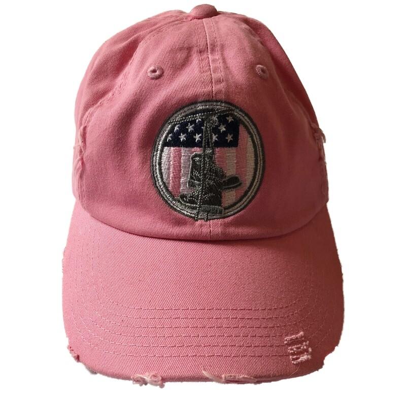 The Heroes Journey Women's Hat - Pink