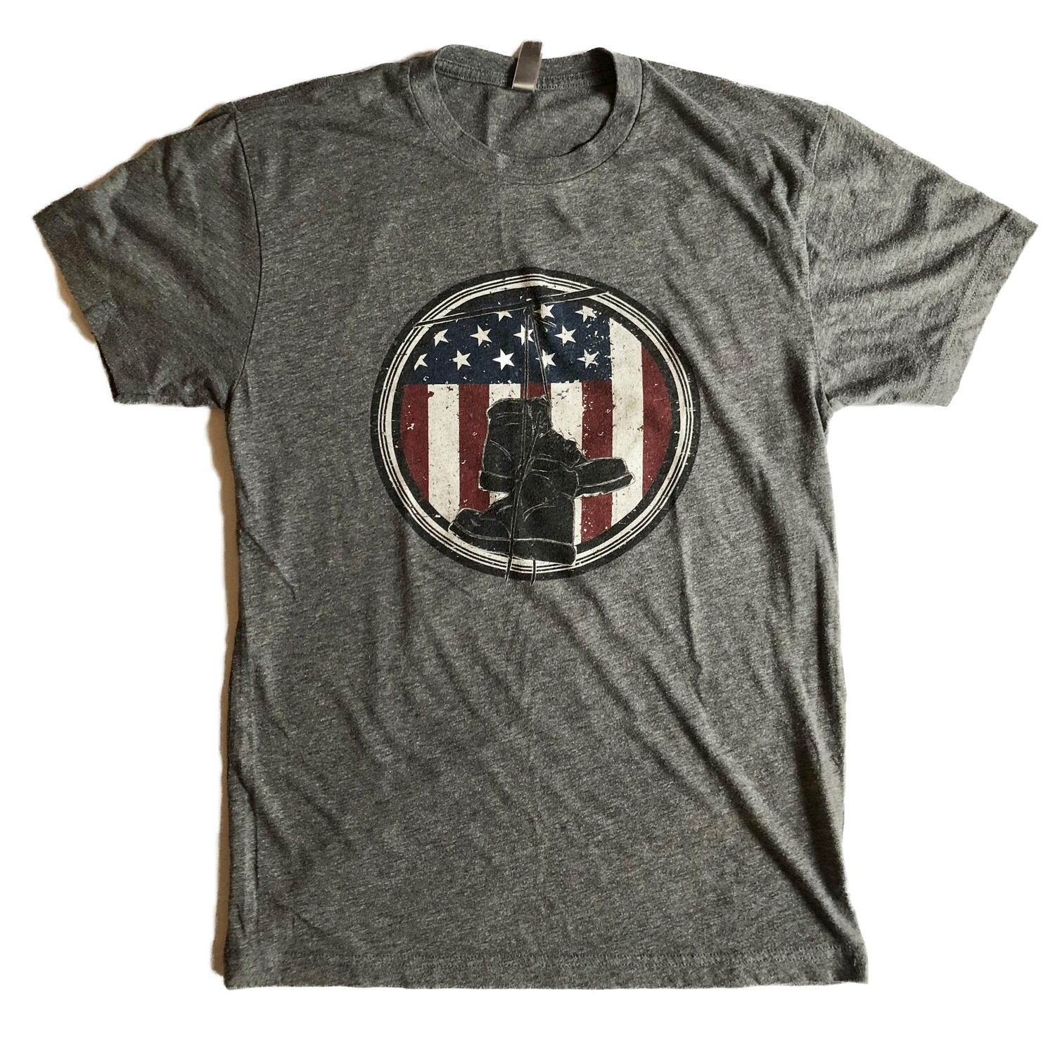 The Heroes Journey T-shirt - Grey