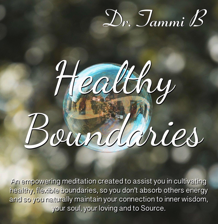 Healthy Boundaries Meditation