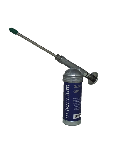 millennium Grease Gun 75g Refillable (empty)