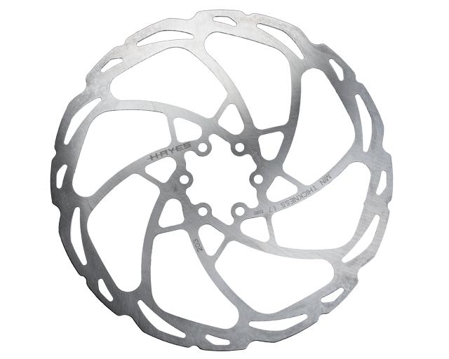 Hayes D Disc-Brake Rotors