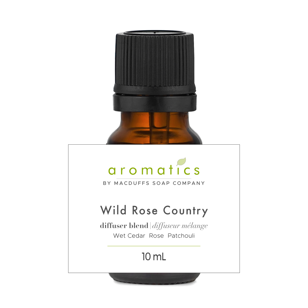 Wild Rose Country Diffuser Blend
