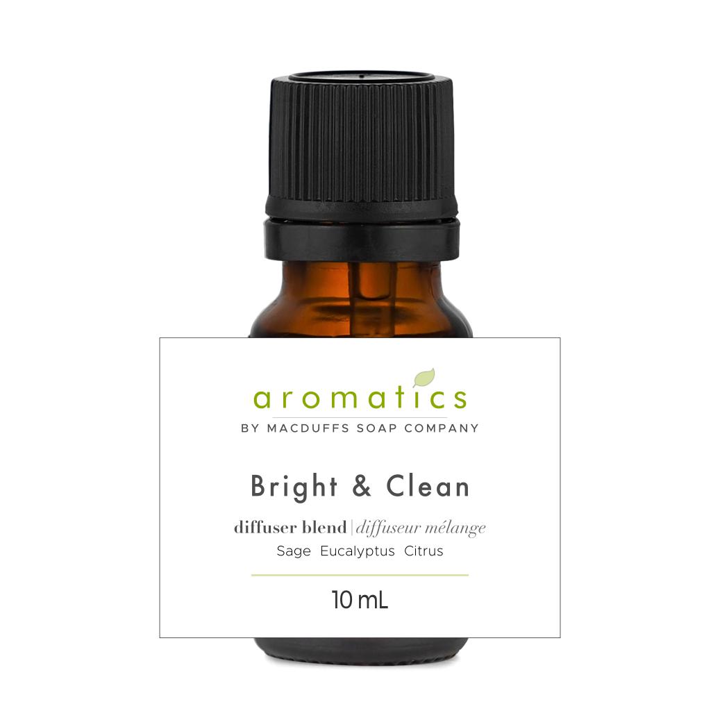 Bright & Clean Diffuser Blend