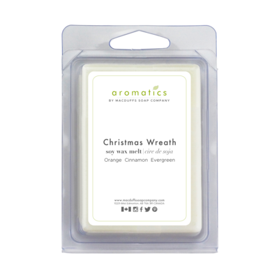 Christmas Wreath Soy Wax Melt