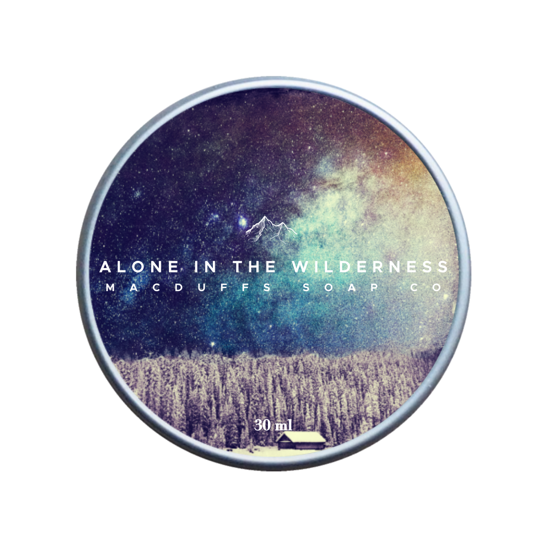 ALONE IN THE WILDERNESS BEARD BALM