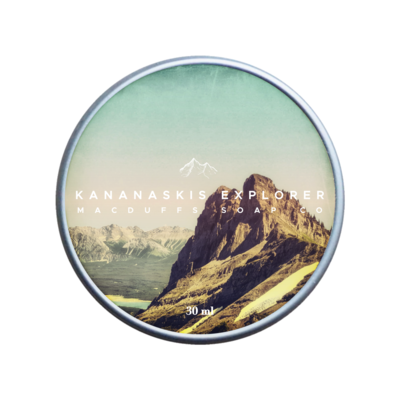 KANANASKIS EXPLORER BEARD BALM