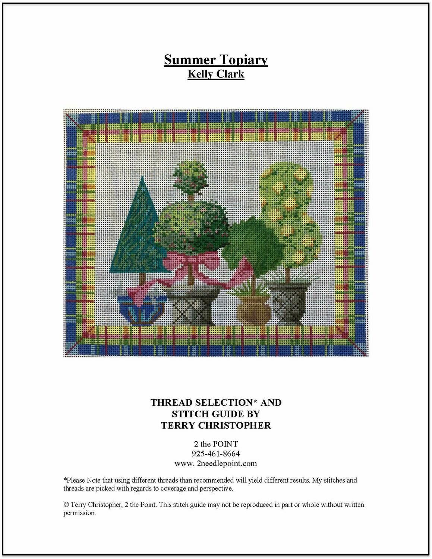 Kelly Clark, Summer Topiary KCN901