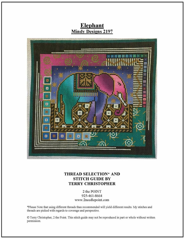 Mindy, Elephant MD2197
