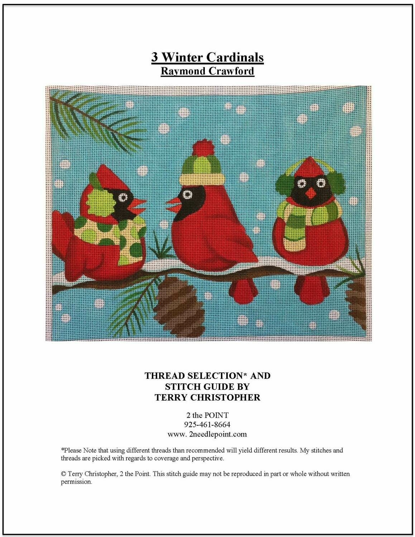 Raymond Crawford, Winter Cardinals RCH01125