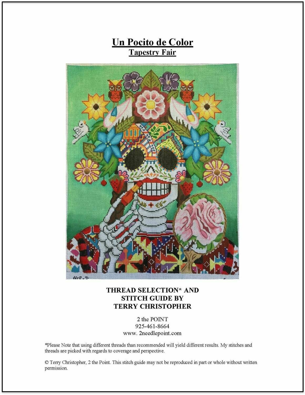 Tapestry Fair, Un Poquito de Color TFMS3