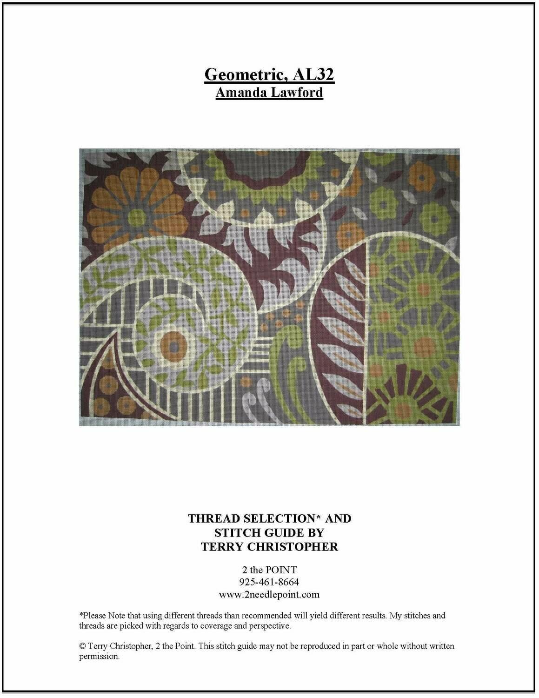 Amanda Lawford, Geometric AL32