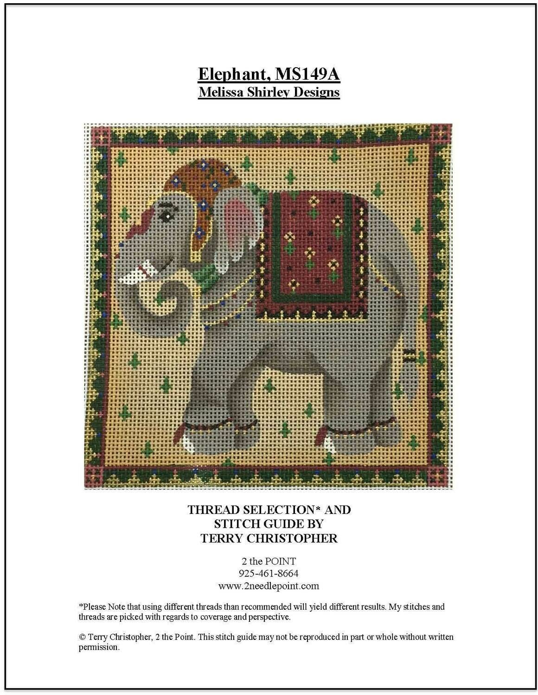 Melissa Shirley, Elephant MS149A