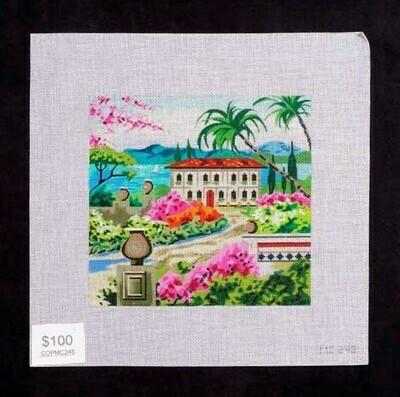 Colors of Praise, Villa & Flower Gardens, COPMC248