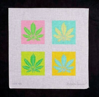 Kate Dickerson, 4.20 Coasters, CO4-420