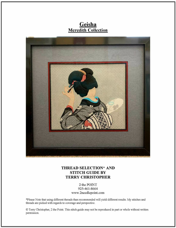 Meredith Collection, Geisha TMC503