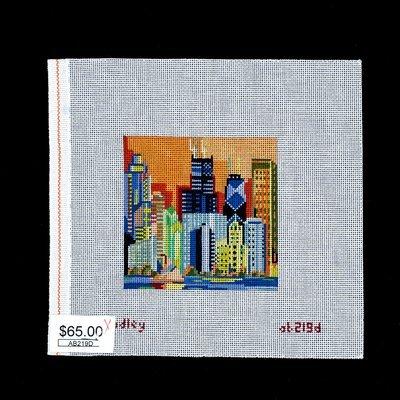 A Bradley Chicago Skyline AM219D