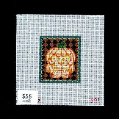A Bradley Spooky Pumpkin, ABRG01