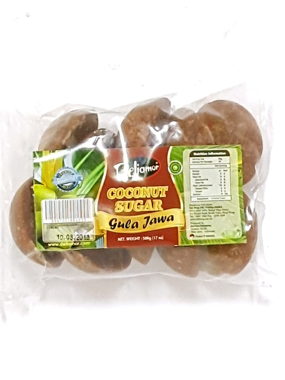 Deliamor - Gula Jawa 500 gram
