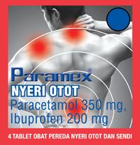Paramex nyeri otot