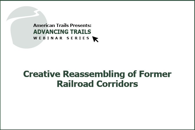 Creative Reassembling of Former Railroad Corridor (RECORDING)
