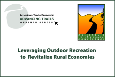 Leveraging Outdoor Recreation to Revitalize Rural Economies (RECORDING)