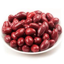 Red Cerignola Olives - 1/2Lb