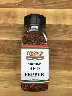 Crushed Red Pepper - Rubino's