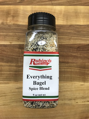 Everything Bagel Spice Blend - Rubino's
