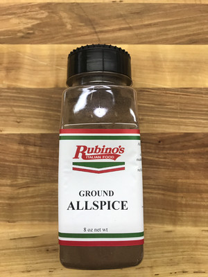 Ground AllSpice - Rubino's