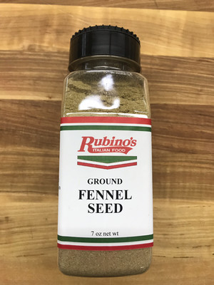 Ground Fennel Seed - Rubino's