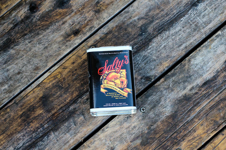 Salty's Blackening Spice SIMPLY FRESH ®