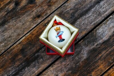 The King and I Ornament