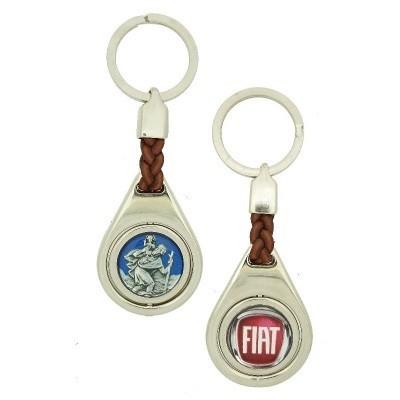 FIAT sleutelhanger