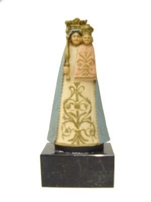 Onze Lieve Vrouw Scherpenheuvel 18 cm GEKLEURD