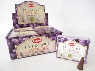 Lavendel kegeltjes wierook