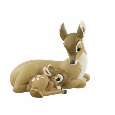 Beeldje Disney Bambi & Moeder MAGICAL MOMENTS