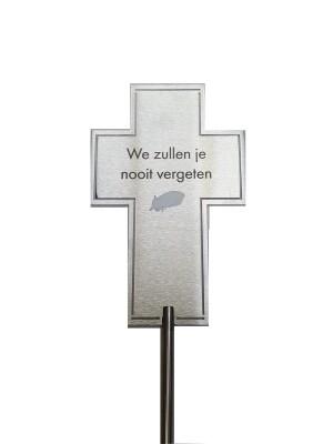 Grafsteker   Kruis -