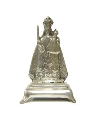 Onze Lieve Vrouw Scherpenheuvel 13.5 cm tin