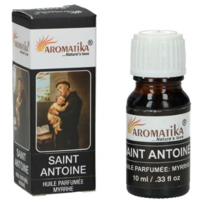 Geurolie 10 ml -MIRRE- Antonius