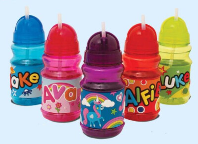 Coole Drinkfles  KIES EEN NAAM OF TEKST