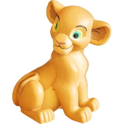Beeldje Disney Lion King NALA